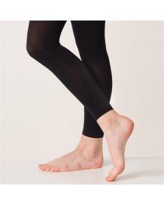 Silky Collant da Balletto Senza Piede