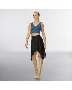 Mid Length Performance Skirt