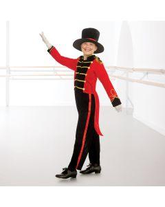 Costume presentatore Circo