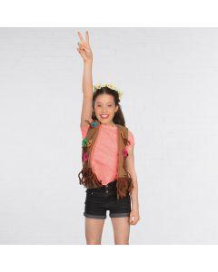 Gilet Hippie Bambino