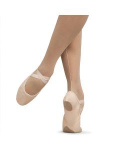 Capezio Sculpture II Scarpa da Balletto Suola Smezzata