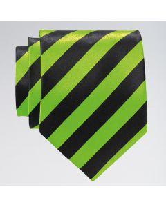 Cravatta Fluorescente a Strisce