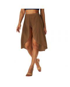 Bloch Open Front Skirt