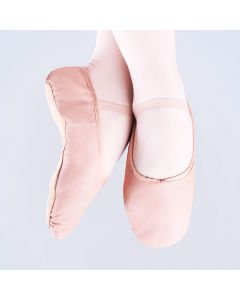 Soft Leather Ballet Shoes
