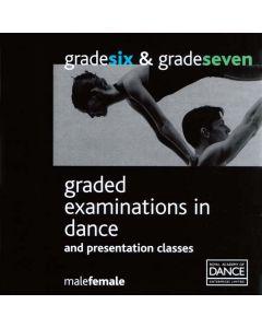 Syllabus CD Grade 6-7 (Maschile e Femminile)