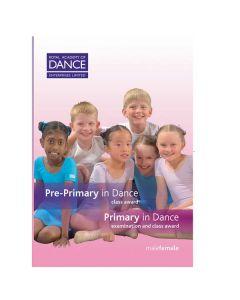 RAD DVD Pre Primary/Primary nella Danza (Confezione da 2)