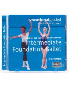RAD CD Vocational Intermediate Foundation Ballet