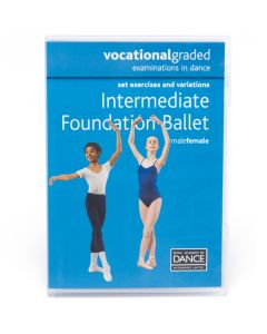 RAD DVD Vocational Intermediate Foundation Ballet