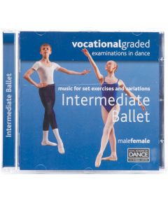 RAD CD Vocational Intermediate Ballet