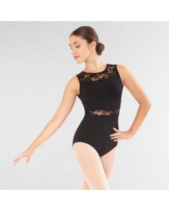 Revolution Lace Inset Leotard