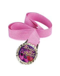 """Medaglia """"Worlds Best Dancer"""" - Miglior Ballerino del Mondo"""