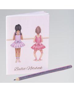 Little Ballerina - Piccolo Blocco Notes