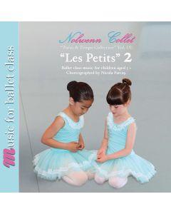 Les Petits 2 Musica per Lezioni di Danza Classica Bambini di età 5+