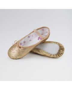 Bloch Glitterdust Flat Ballet Shoes