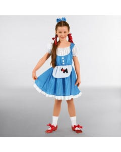 Vestito a Quadretti da Dorothy Gale