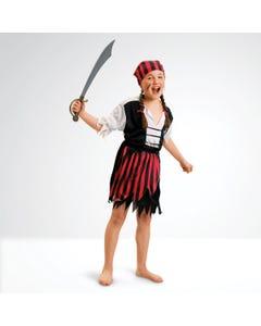 Ragazza Pirata - Bimbi